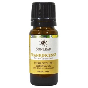 Frankincense Essential Oil - 10 ml