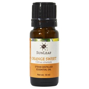 Orange Sweet Essential Oil - 10 ml