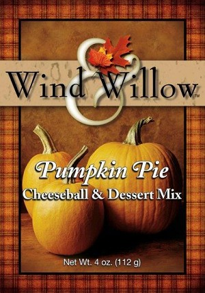 Pumpkin Pie Cheeseball & Dessert Mix